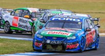 Ford Falcon ut av V8 Supercars i 2016.