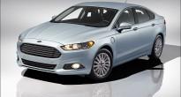 Nye Ford Mondeo