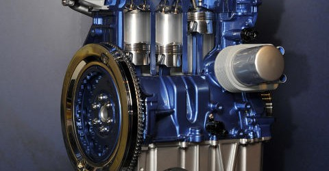 Ford's nye Ecoboost 1.0 liter imponerer!