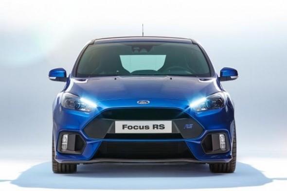 Focus MK3 front